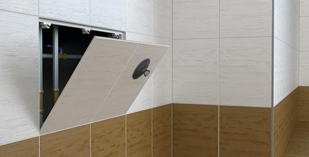 revisionst r revisionsklappe magnetisch befliesbar 300 x 200mm revisionst ren. Black Bedroom Furniture Sets. Home Design Ideas